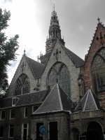 Church in the heart of the Red Light District