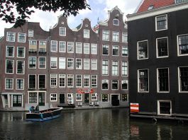 Houses Out of the Canals