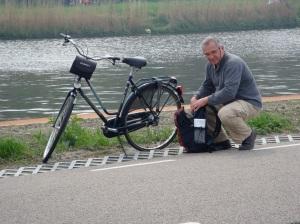 Biking in the north