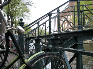 Bikes, Canals, and their Bridges--the web