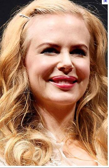 The Face of Nicole Kidman (2/4)