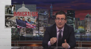 Last Week Tonight, John Oliver