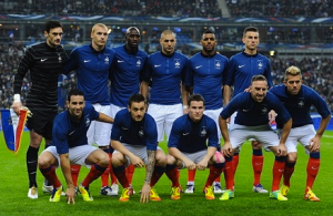 French National Team 2014